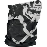 25020076 SKULL XBONES MOTLEY TUBE™ FLEECE LINED ONE SIZE