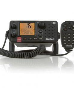 VHF fastmontert